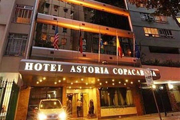 Hotel Astoria Copacabana - фото 22