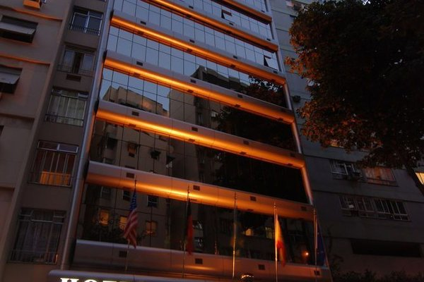 Hotel Astoria Copacabana - фото 23