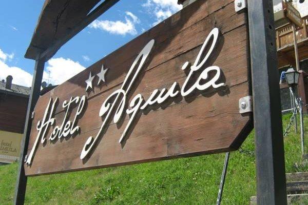 Hotel Aquila - фото 14