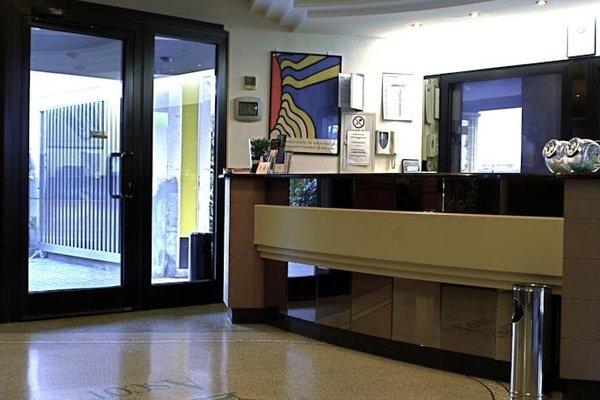 Hotel Motel Ascot - фото 17