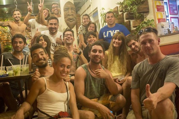 El Misti Hostel Copacabana Rio de Janeiro - фото 12