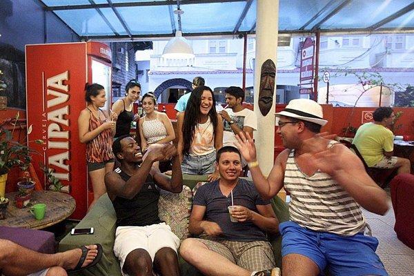 El Misti Hostel Copacabana Rio de Janeiro - фото 14