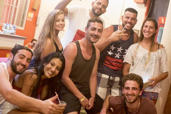 El Misti Hostel Copacabana Rio de Janeiro - фото 15
