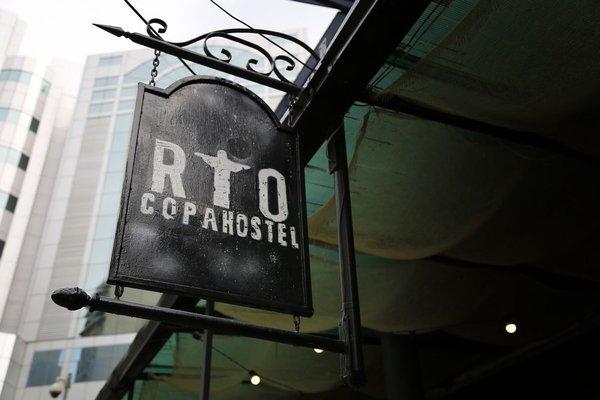 El Misti Hostel Copacabana Rio de Janeiro - фото 20