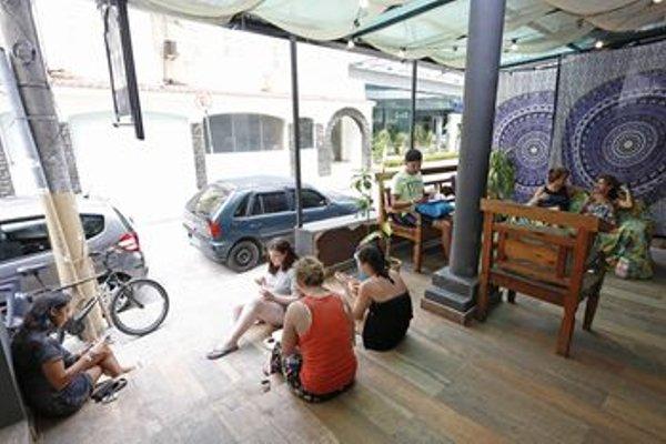 El Misti Hostel Copacabana Rio de Janeiro - фото 23