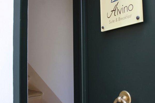 Alvino Suite And Breakfast - фото 14