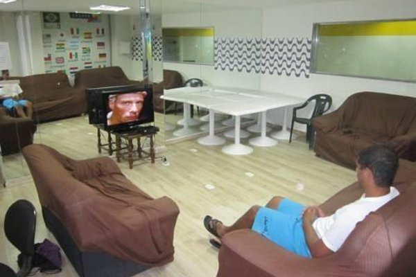 Hercus Copacabana Hostel - фото 7