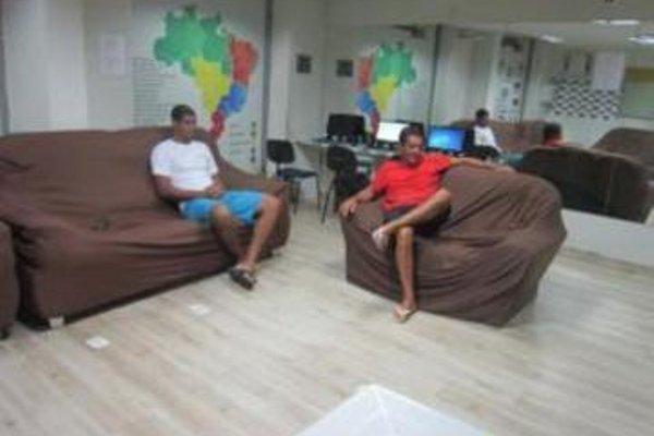 Hercus Copacabana Hostel - фото 8