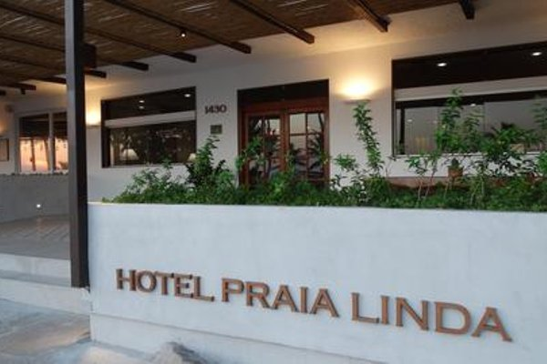Hotel Praia Linda - фото 19