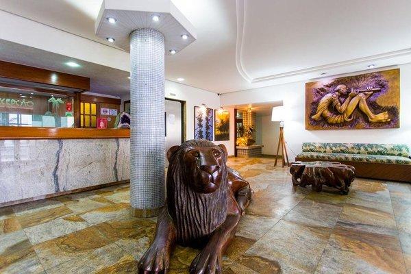 Hotel Praia Linda - фото 7