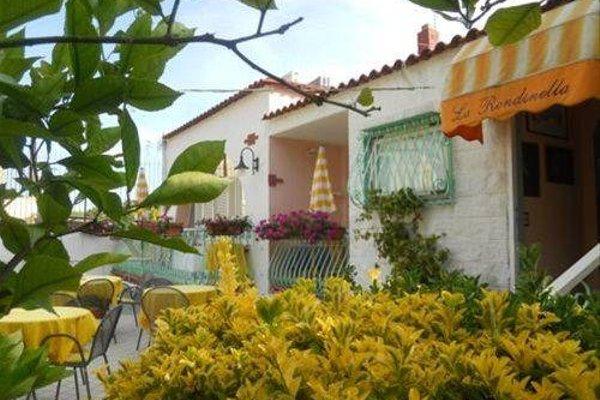 HOTEL LA RONDINELLA - фото 19