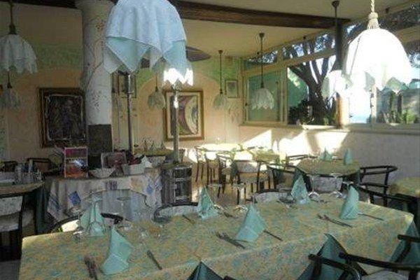 HOTEL LA RONDINELLA - фото 4