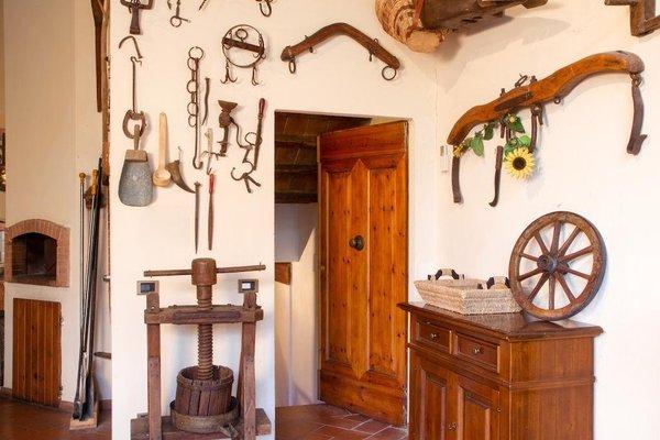 Agriturismo Borgo dei Ricci - фото 13