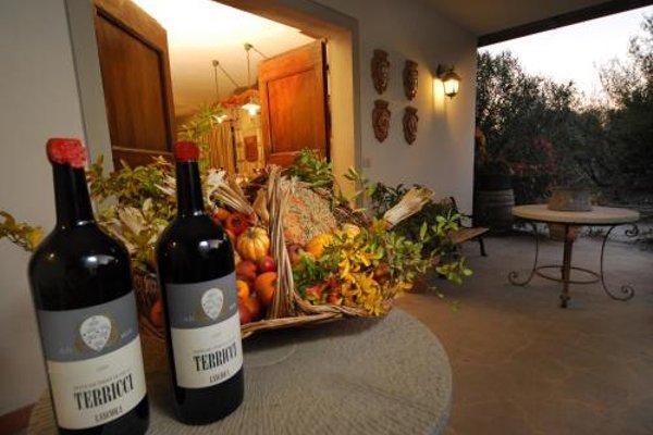 Agriturismo Borgo dei Ricci - фото 18
