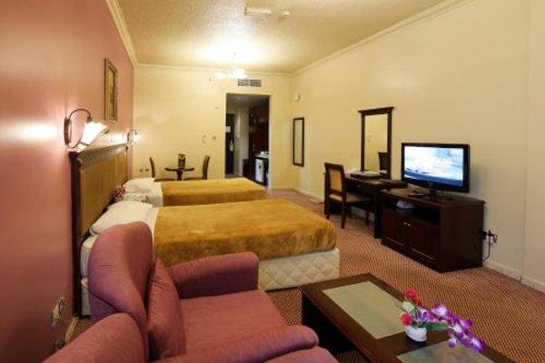 Al Bustan Hotel - фото 5