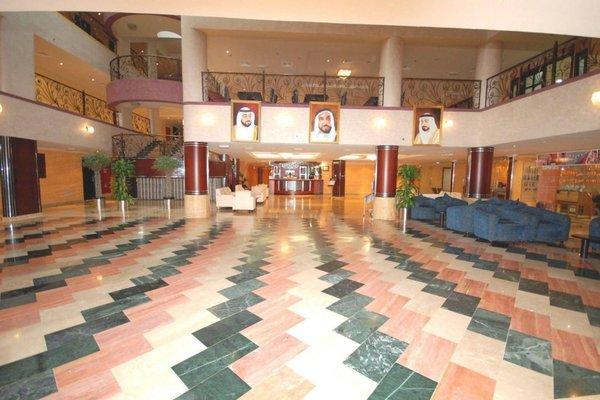 Al Bustan Hotel - фото 7