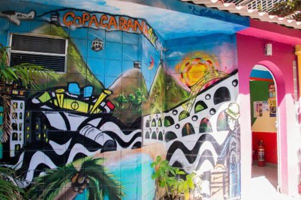Copacabana 4U Hostel - фото 19