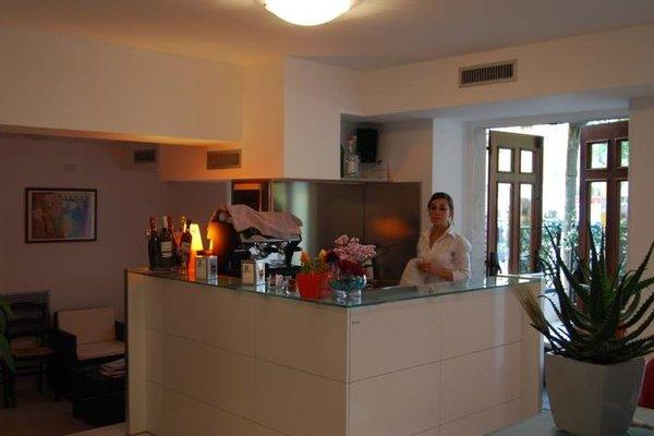 Hotel Alla citta di Trieste - фото 13