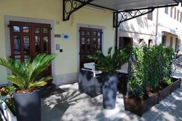 Hotel Alla citta di Trieste - фото 17
