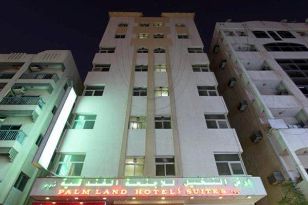 Palmland Hotel Suites - фото 6