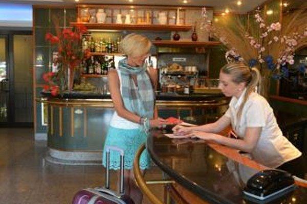 MSN Hotel Galles - 13