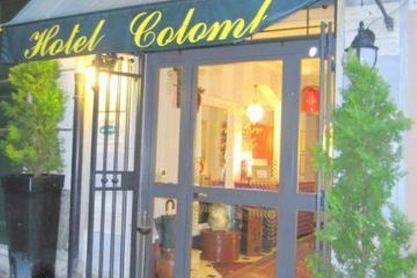 Hotel Cristoforo Colombo - фото 16