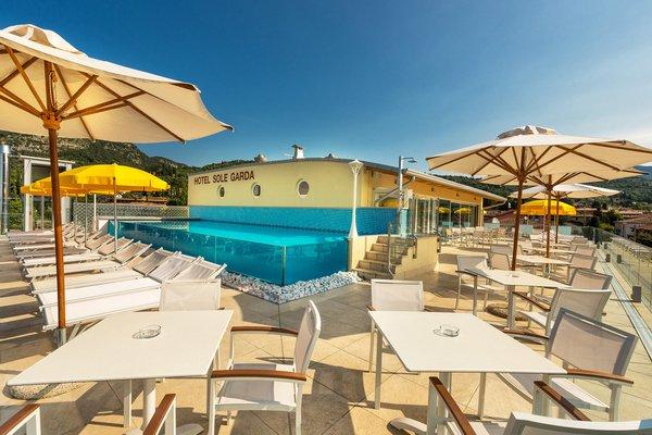 Sky Pool Hotel Sole Garda - фото 20