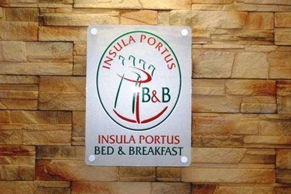 B&B Insula Portus - фото 14