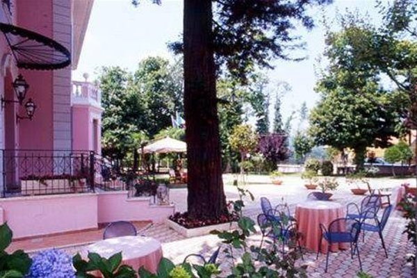 Hotel Gioia Garden - фото 8