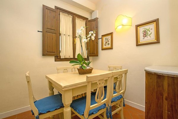 La Casa Del Garbo - Luxury Rooms & Suite - фото 14