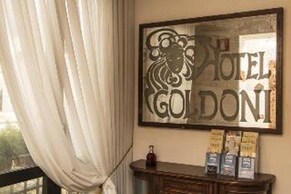 Hotel Goldoni - фото 19