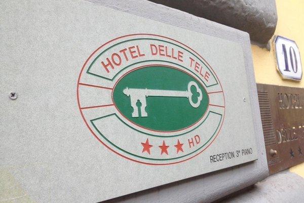 Hotel Delle Tele - фото 14