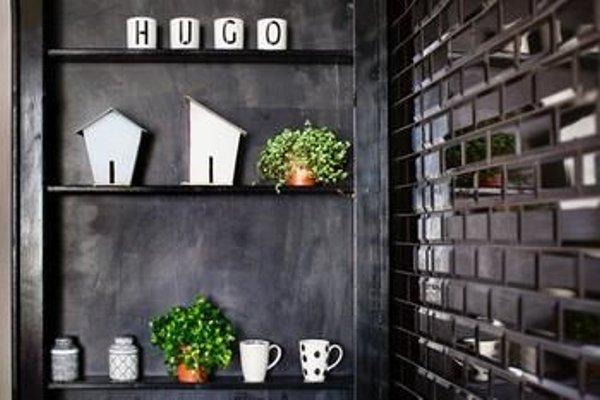 Boutique Hotel Hugo - фото 10