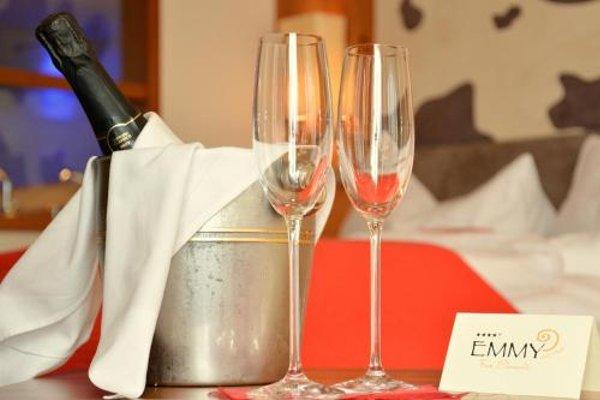 Hotel Emmy - five elements & SPA - фото 11