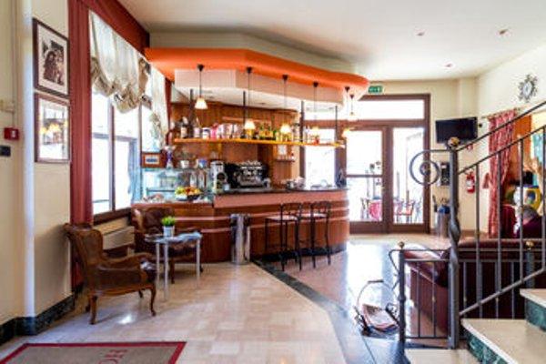Hotel De La Ville - фото 12