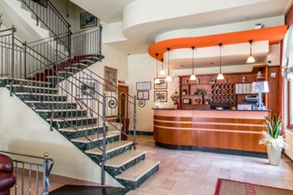 Hotel De La Ville - фото 15