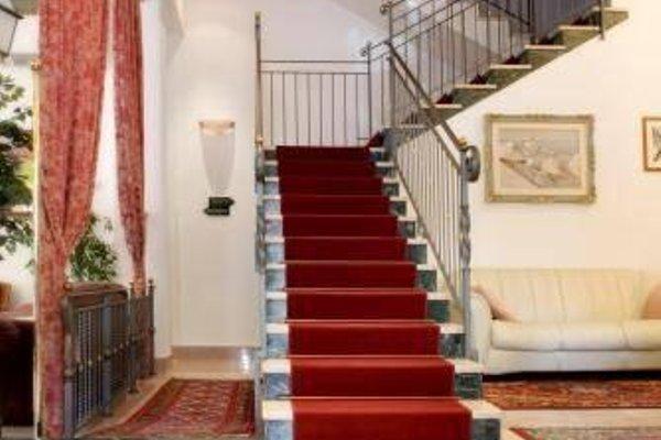 Hotel De La Ville - фото 17
