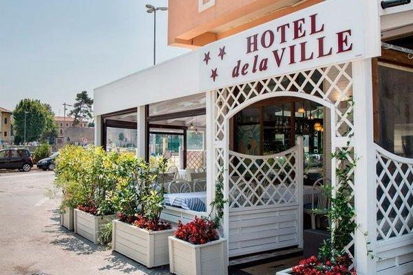 Hotel De La Ville - фото 21