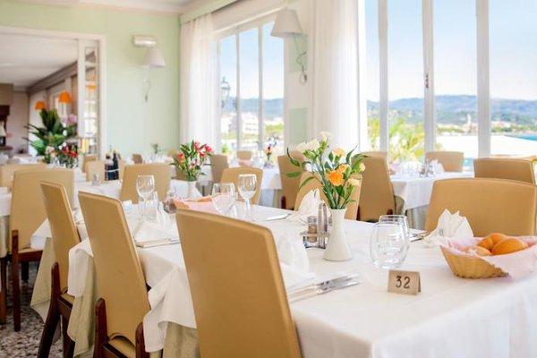 Hotel Golfo E Palme - фото 13