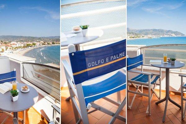 Hotel Golfo E Palme - фото 22