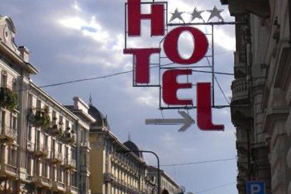 Cuneo Hotel - фото 21