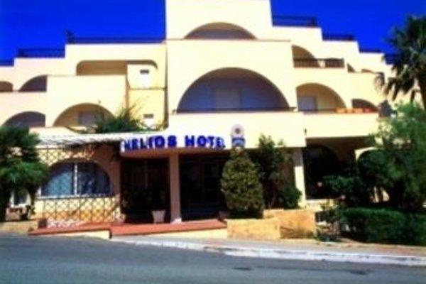Helios Hotel - фото 20