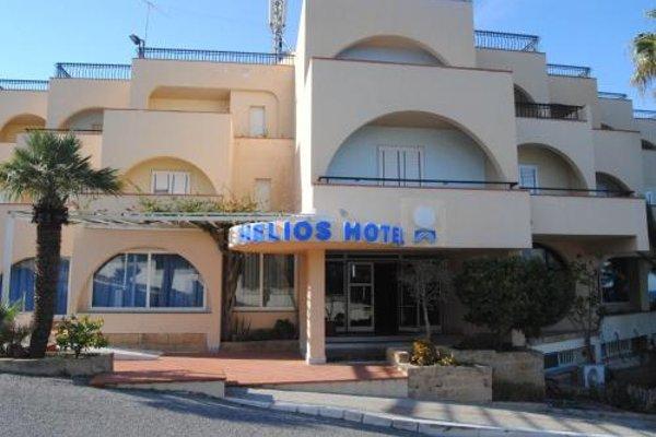 Helios Hotel - фото 23