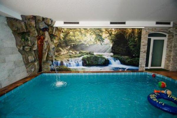 Alpin Hotel Gudrun - фото 20
