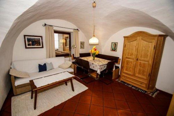 Apartments Heidenberger Fienili - фото 14