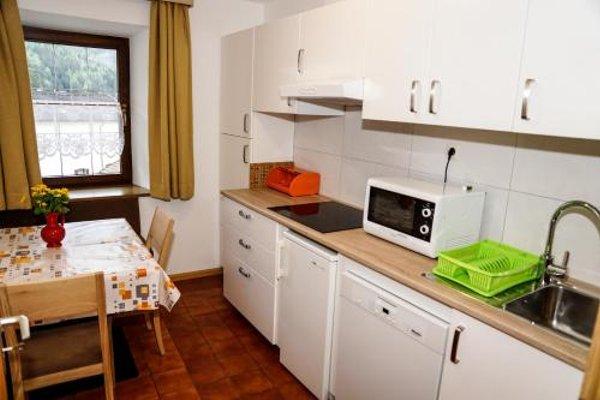 Apartments Heidenberger Fienili - 9