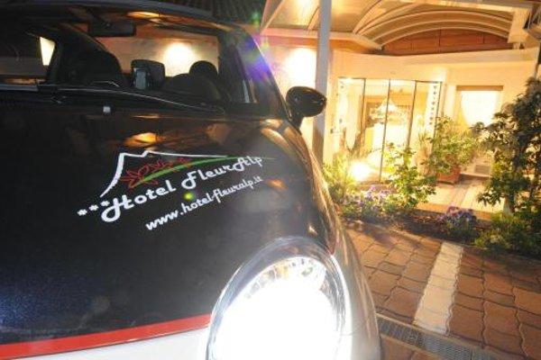 Hotel FleurAlp - фото 19