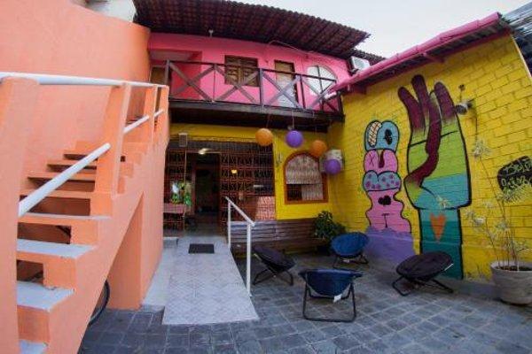 Cosmopolitan Hostel - фото 20