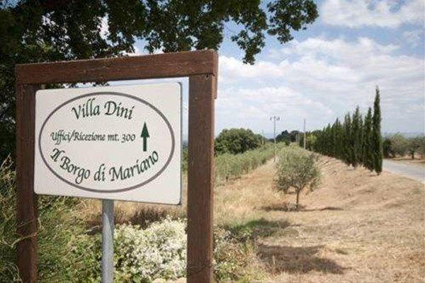 Tenuta Decimo - Villa Dini - фото 19