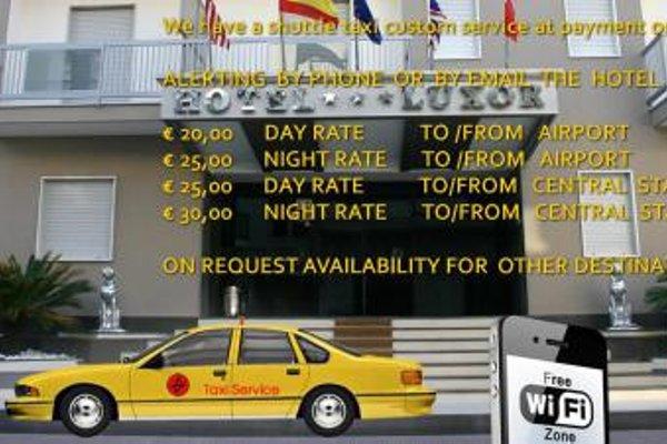 Hotel Luxor - фото 21